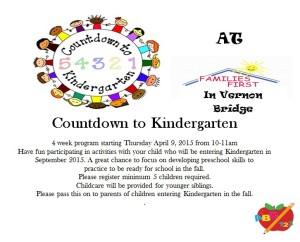 Vernon Bridge Kindergarten